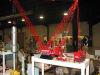 Construction Truck Scale Model Toy Show IMCATS-2004-004-s