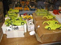 Construction Truck Scale Model Toy Show IMCATS-2004-007-s