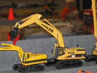 Construction Truck Scale Model Toy Show IMCATS-2004-010-s