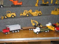 Construction Truck Scale Model Toy Show IMCATS-2004-011-s