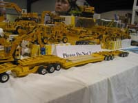 Construction Truck Scale Model Toy Show IMCATS-2004-016-s