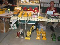 Construction Truck Scale Model Toy Show IMCATS-2004-020-s