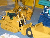 Construction Truck Scale Model Toy Show IMCATS-2004-028-s