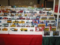 Construction Truck Scale Model Toy Show IMCATS-2004-033-s