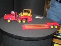 Construction Truck Scale Model Toy Show IMCATS-2004-034-s