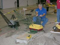Construction Truck Scale Model Toy Show IMCATS-2004-035-s