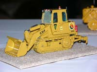 Construction Truck Scale Model Toy Show IMCATS-2005-020-s