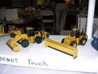 Construction Truck Scale Model Toy Show IMCATS-2005-023-s