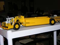 Construction Truck Scale Model Toy Show IMCATS-2005-026-s