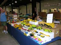 Construction Truck Scale Model Toy Show IMCATS-2005-033-s