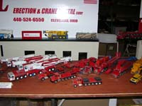 Construction Truck Scale Model Toy Show IMCATS-2005-047-s