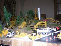 Construction Truck Scale Model Toy Show IMCATS-2005-062-s