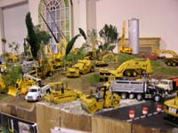 Construction Truck Scale Model Toy Show IMCATS-2005-063-s