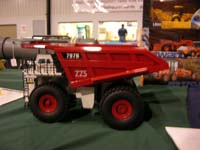 Construction Truck Scale Model Toy Show IMCATS-2005-067-s