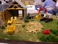 Construction Truck Scale Model Toy Show IMCATS-2005-071-s