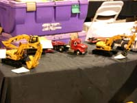 Construction Truck Scale Model Toy Show IMCATS-2005-079-s