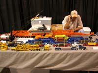 Construction Truck Scale Model Toy Show IMCATS-2005-080-s