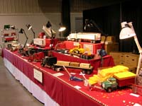 Construction Truck Scale Model Toy Show IMCATS-2005-084-s