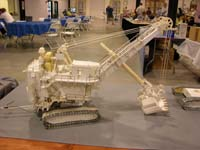 Construction Truck Scale Model Toy Show IMCATS-2005-093-s