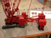 Construction Truck Scale Model Toy Show IMCATS-2005-097-s