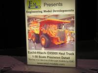Construction Truck Scale Model Toy Show IMCATS-2006-001-s