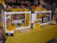 Construction Truck Scale Model Toy Show IMCATS-2006-002-s