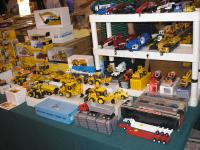 Construction Truck Scale Model Toy Show IMCATS-2006-005-s
