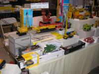 Construction Truck Scale Model Toy Show IMCATS-2006-012-s