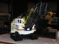 Construction Truck Scale Model Toy Show IMCATS-2006-018-s