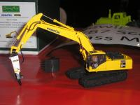 Construction Truck Scale Model Toy Show IMCATS-2006-023-s