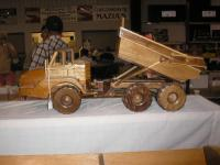 Construction Truck Scale Model Toy Show IMCATS-2006-031-s