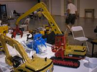 Construction Truck Scale Model Toy Show IMCATS-2006-052-s