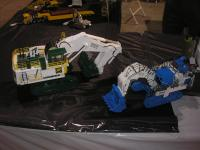 Construction Truck Scale Model Toy Show IMCATS-2006-056-s