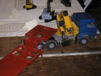Construction Truck Scale Model Toy Show IMCATS-2006-064-s