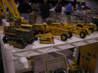 Construction Truck Scale Model Toy Show IMCATS-2006-069-s