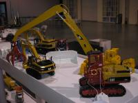 Construction Truck Scale Model Toy Show IMCATS-2006-077-s