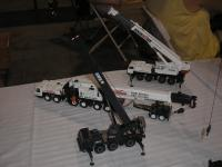 Construction Truck Scale Model Toy Show IMCATS-2006-085-s