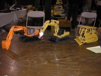 Construction Truck Scale Model Toy Show IMCATS-2006-097-s