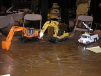 Construction Truck Scale Model Toy Show IMCATS-2006-098-s