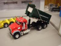 Construction Truck Scale Model Toy Show IMCATS-2007-065-s