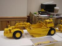 Construction Truck Scale Model Toy Show IMCATS-2007-069-s