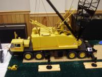 Construction Truck Scale Model Toy Show IMCATS-2007-073-s