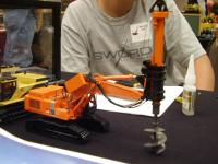 Construction Truck Scale Model Toy Show IMCATS-2007-098-s
