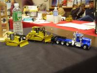 Construction Truck Scale Model Toy Show IMCATS-2007-105-s