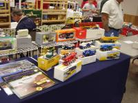 Construction Truck Scale Model Toy Show IMCATS-2007-113-s