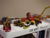Construction Truck Scale Model Toy Show IMCATS-2007-128-s