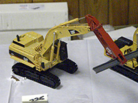 Construction Truck Scale Model Toy Show IMCATS-2011-052-s