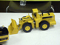 Construction Truck Scale Model Toy Show IMCATS-2011-093-s