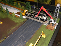 Construction Truck Scale Model Toy Show IMCATS-2011-120-s