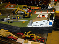 Construction Truck Scale Model Toy Show IMCATS-2011-127-s